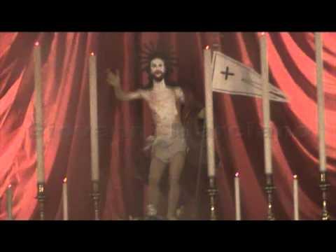 Resurrezione di Gesù  Pasqua 2012 Siderno Sup. (RC).mpg