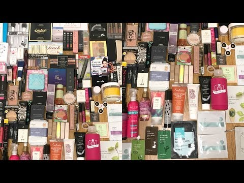 I GOT ALL OF THIS FOR FREE?! GEN BEAUTY DAY 1 || September 22nd, 2017 || ChickeeVlogs (Beautychickee