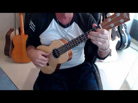 Johnny Cash I Walk The Line Ukulele Tab Preview Youtube