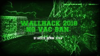 🔥 Counter Strike 1.6 Wallhack 2018 NEW UPDATE - NO VAC BAN [Steam & Nonsteam] + LINK DOWNLOAD