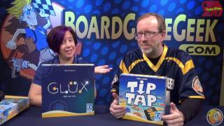 Tip Tap, Glüx, and High Tide — game previews at GAMA Trade Show 2017