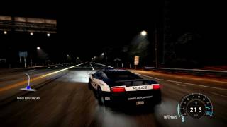 Need for Speed Hot Pursuit EA Crew Edition