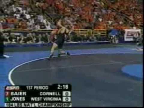 Greg Jones Wrestling Highlight