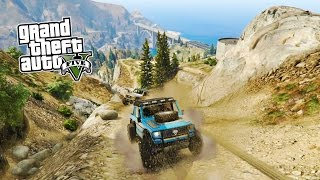 GTA 5 OFF ROADING!!! GTA 4x4 OFFROADING w/ CUSTOM TRUCKS! (Grand Theft Auto 5 PS4 Gameplay)(GTA 5 offroad trucks in GTA 5 Online! Epic GTA 4X4 offroading insane off-road tracks & rock crawling with custom trucks in GTA Online! ▻ Previous GTA 5 ..., 2015-02-17T22:03:24.000Z)