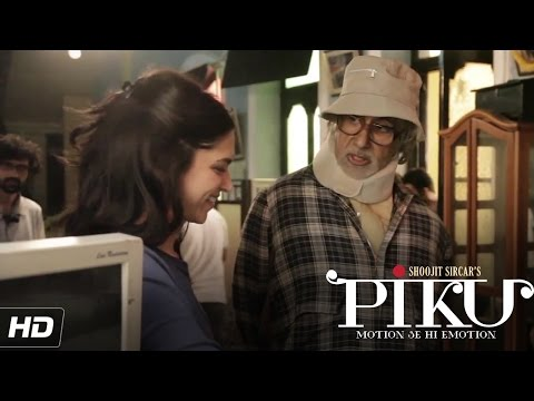 Amitabh Bachchan Teasing Deepika Padukone | Piku – In Cinemas Now