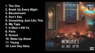 Download lagu The Chainsmokers Memories Do Not Open MP3