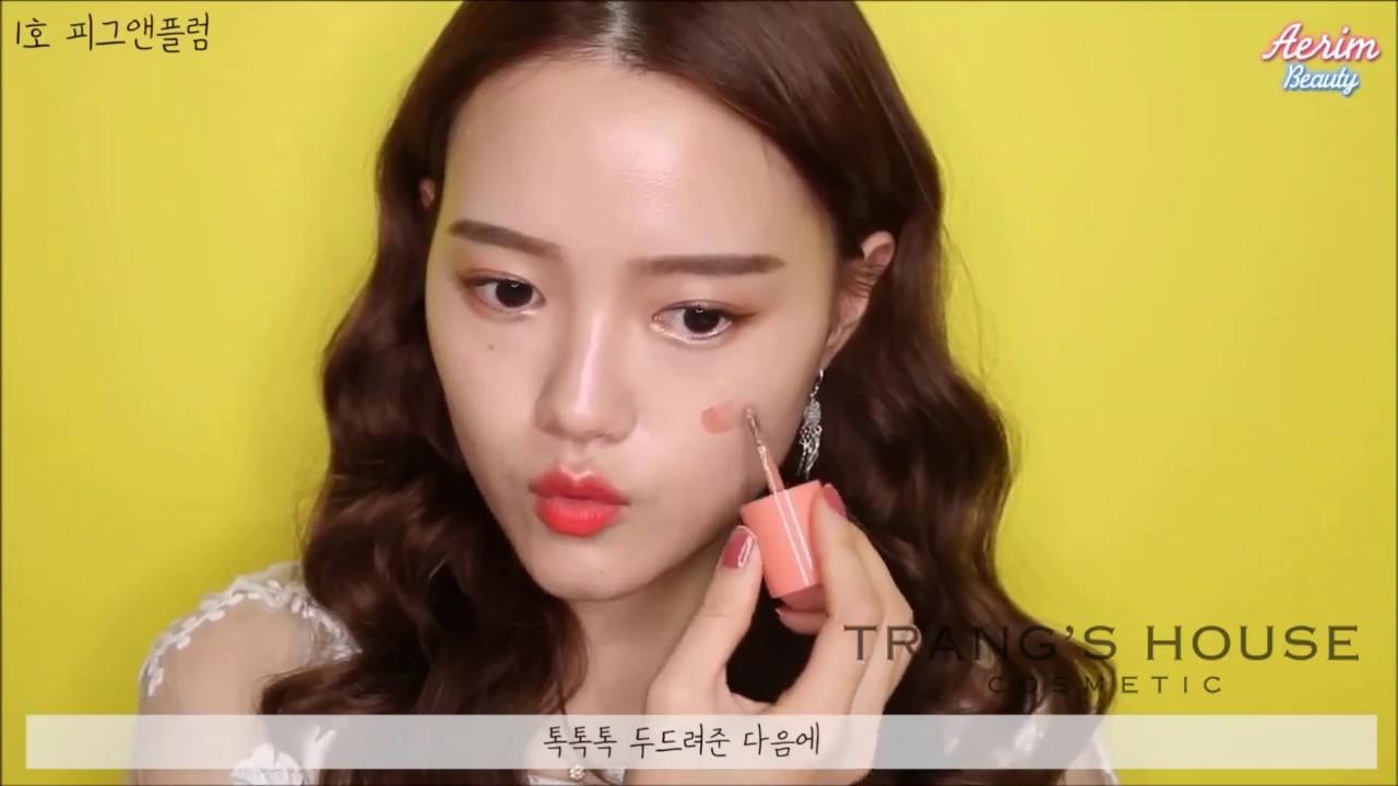 Ma Hồng Dạng Lỏng Skinfood Fresh Fruit Juice Extraction Blush Youtube