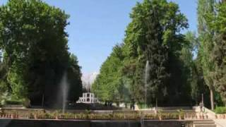Kerman Pictures, Iranian song ( Amin Bani, Afsoos ), sh8oon