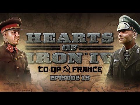 HoI IV - World War Wednesday - Co-Op France - Episode 13