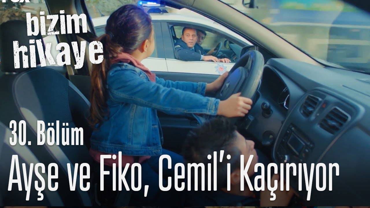 Download Fiko ve Ayşe, Cemil'i kaçırdılar! - Bizim Hikaye 30. Bölüm