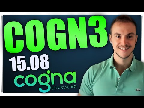 Cogn3   Ação da Cogna vai Decolar no Resultado do 2T20?