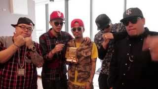 Thaitanium รับรางวัล MNET Asian Music Awards 2014