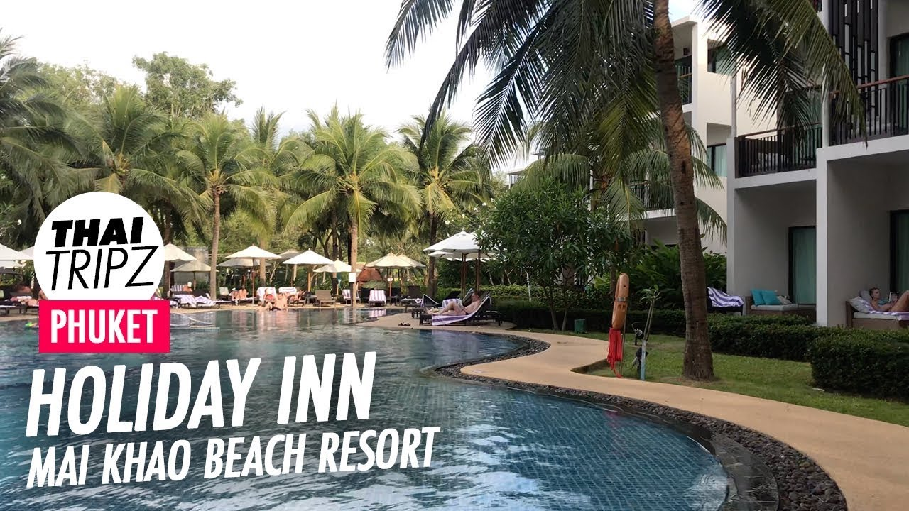 Holiday Inn Et Mai Khao Beach Resort Walk Around