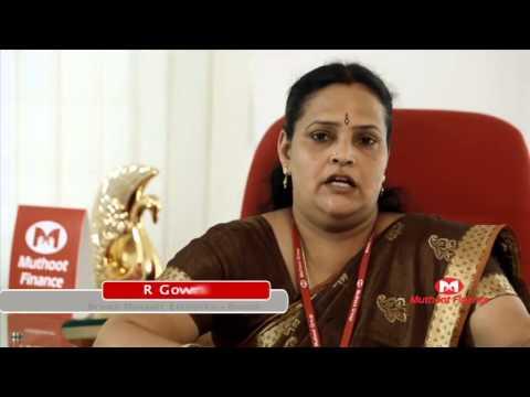 Muthoot Finance - Testimonials (Tamil)