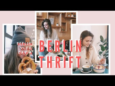Come Thrift With Me In BERLIN / D4