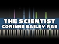 Images Corinne Bailey Rae - The Scientist (Fifty Shades Darker) - Piano Tutorial / Cover