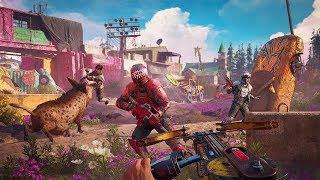 Far Cry New Dawn - Open World Free Roam Gameplay (PC HD) [1080p60FPS]