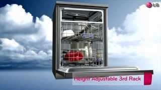 LG Dishwasher D1452