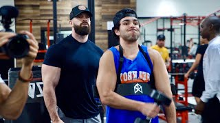 ARM DAY WITH THE NELK BOYS!
