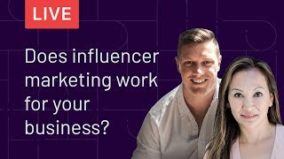 Influencer Marketing Campaigns | Thinkific LIVE