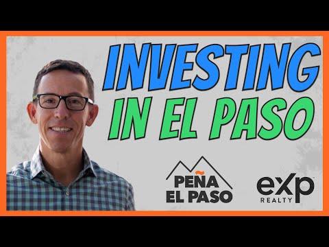 Investing in El Paso Texas [2021]