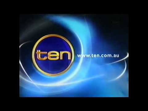 Network Ten Production Closers/Logo History 1994-Present