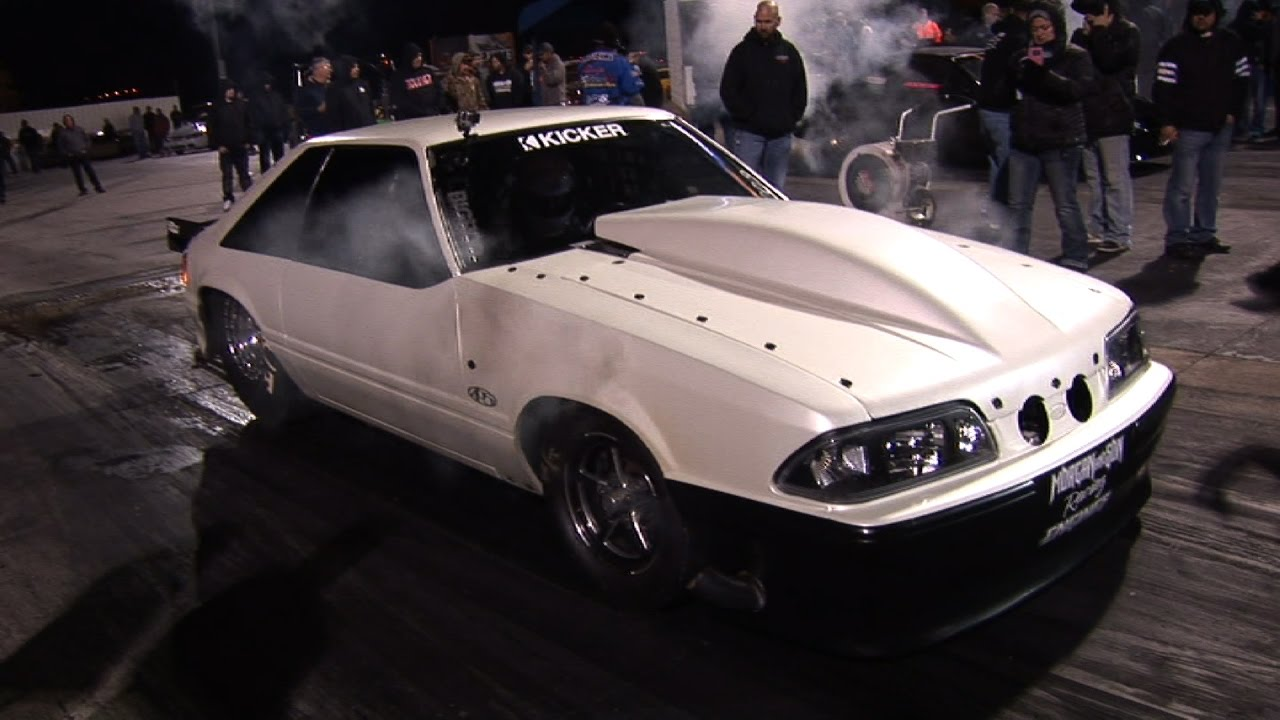 Street Outlaws Chuck On Big Tires Redemption 6 0 Youtube
