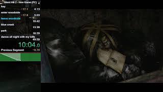 Silent Hill 2 PC speedrun 47:16