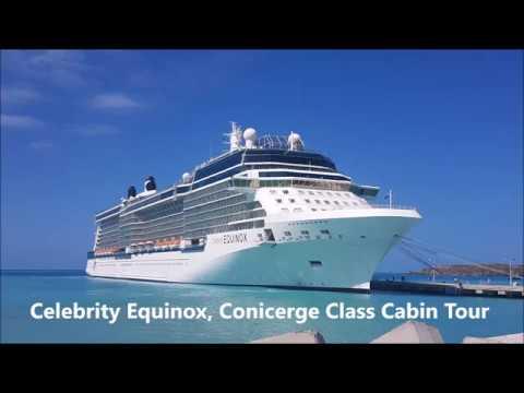 Celebrity Equinox Cabin 1142 - Category C3 - Concierge ...