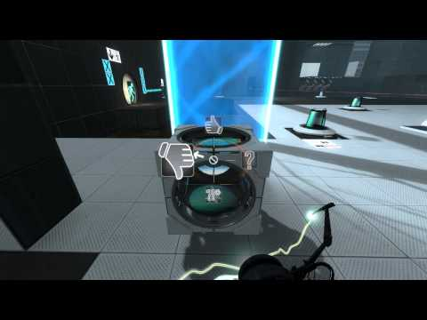 Let's Play Portal 2 Singleplayer E4 - The Surprise