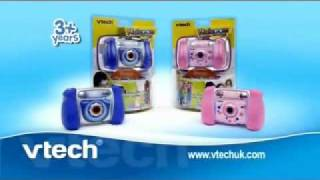 Kidizoom Vtech - Kids Best Digital Camera.wmv