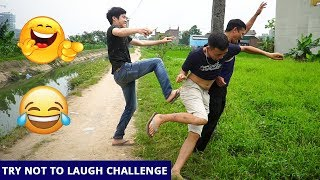 TRY NOT TO LAUGH CHALLENGE 😂 😂 Comedy Videos 2019 - Episode 9 - Funny Vines || SML Troll