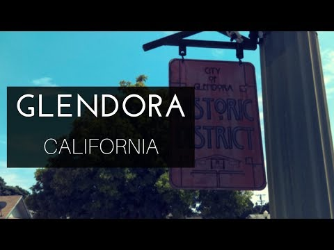 A Walking Tour Of Glendora, CA - Great Houses, Cool Shops