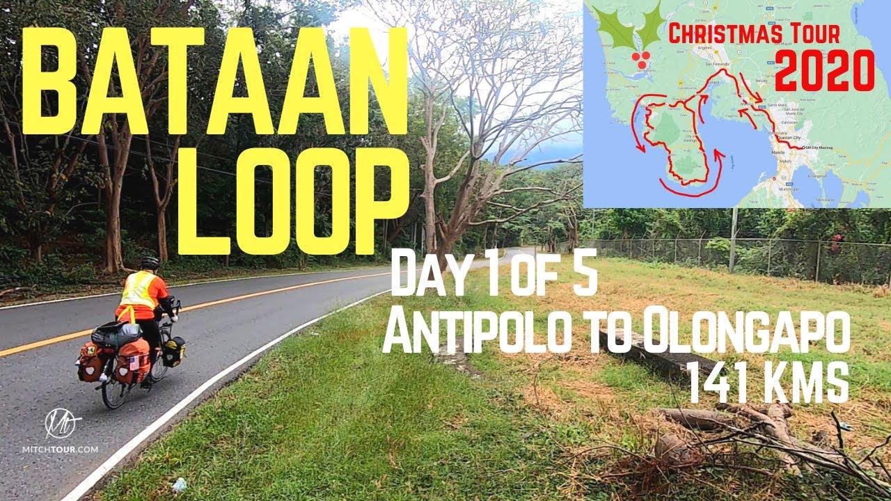 Bataan Loop — Christmas 2020