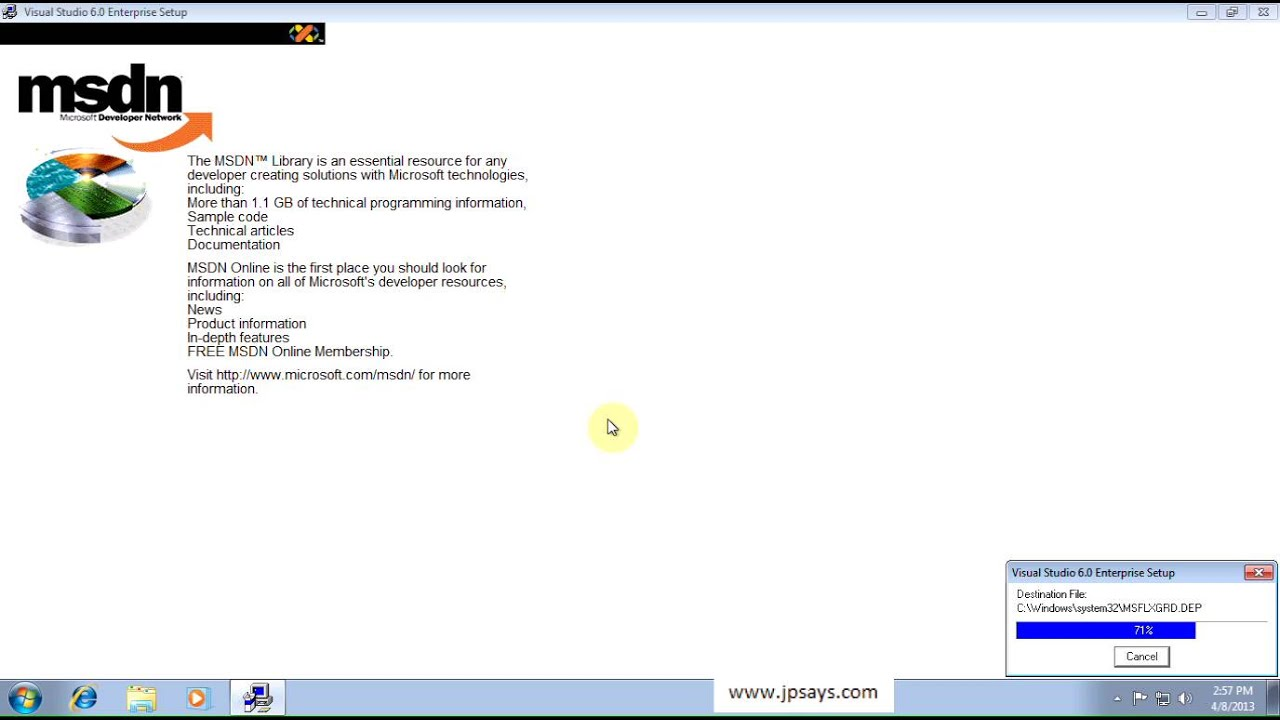 Visual c++ 6. 0 в составе microsoft visual studio.