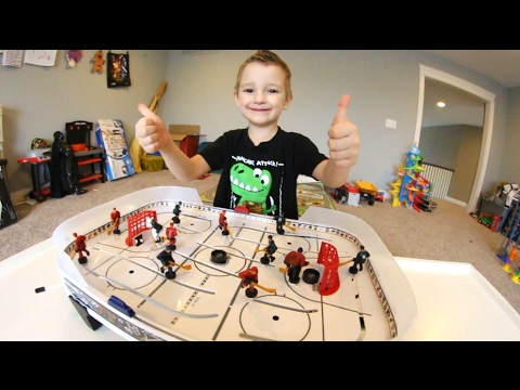 Thumbnail: FATHER SON MINI HOCKEY!
