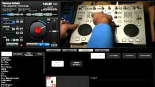 Virtual Dj Audio Efectos Modo Temporal Mapper RMX Special Meteorito