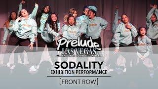 Sodality [FRONT ROW] || Prelude Las Vegas 2018-Exhibition || #PreludeLV2018