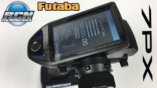 Futaba 7PX Touch Screen Radio System - Unbox and First Look!