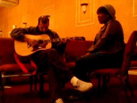 "Kabi covers Alicia Keys ""Sweet Music"" Acoustic"