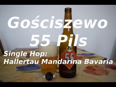 Mandarina bavaria single hop