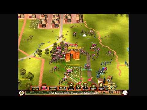 Let's Play Sid Meier's Gettysburg! - CSA V - Cemetery Hill: The High Ground