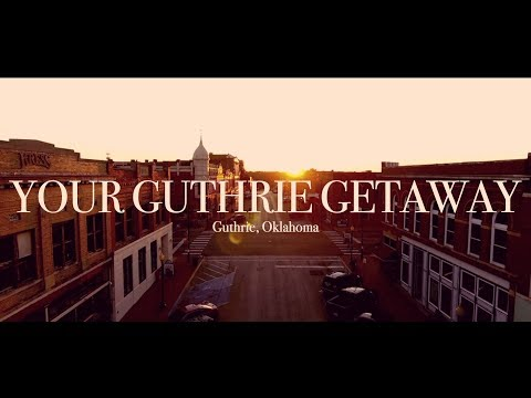 YOUR GUTHRIE GETAWAY - Seven10 / Missy's Donuts & Bakery / Historic Trolley Tours