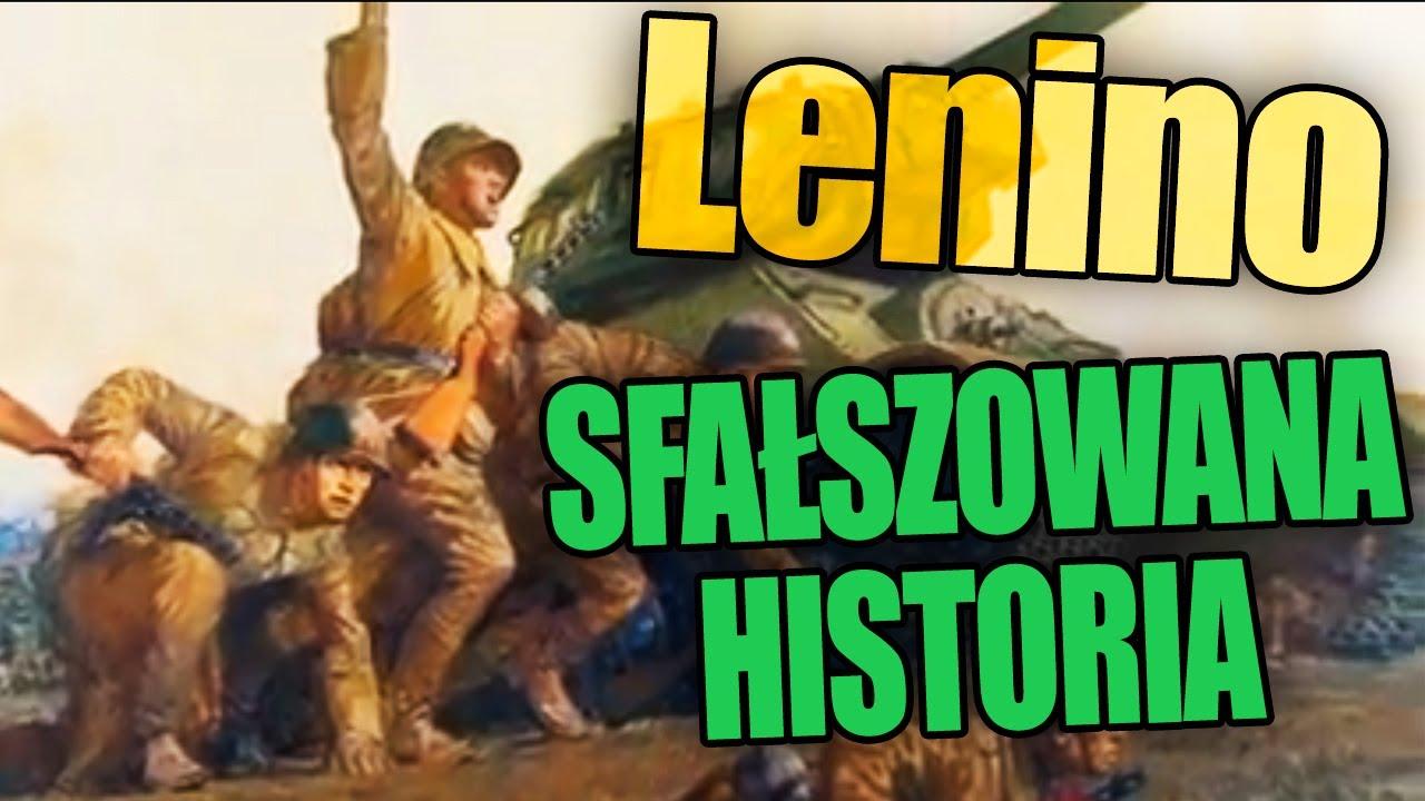 Lenino, czyli jak komuniści manipulowali historią - AleHistoria odc 12