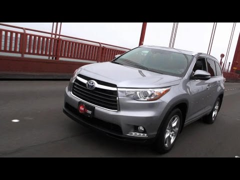 Car Tech - 2014 Toyota Highlander Hybrid