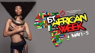 Video CIU 1ST Ever African Week 2017 Highlights - Day 1/2 download MP3, 3GP, MP4, WEBM, AVI, FLV September 2018