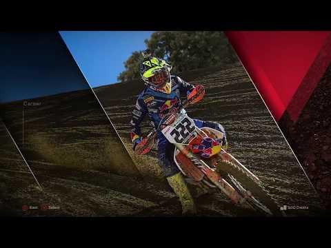 MXGP3 - Motocross Customization & Quick Look PS4 Gameplay