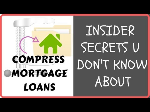 Loan Compression 🛠  In Property Investing: The Forbidden 🙅🏼 🙅🏼♂️ Open Secret