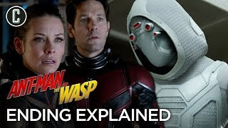 Ant-Man and the Wasp Ending Explained