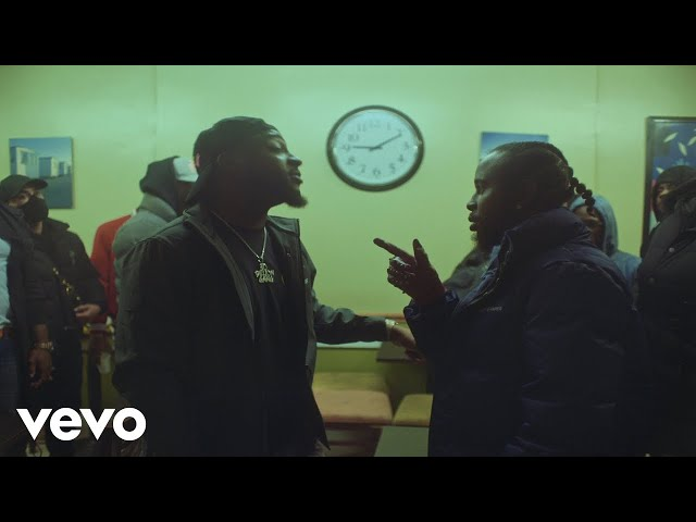 Davido - Risky (Official Video) ft. Popcaan